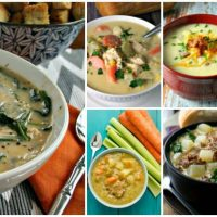 Seven Savory Slow Cooker Soups | Life, Love, and Good Food