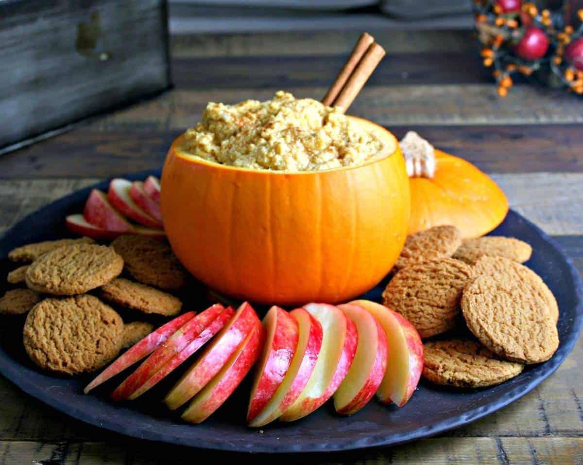 Pumpkin Mascarpone Dip - Life, Love, and Good Food