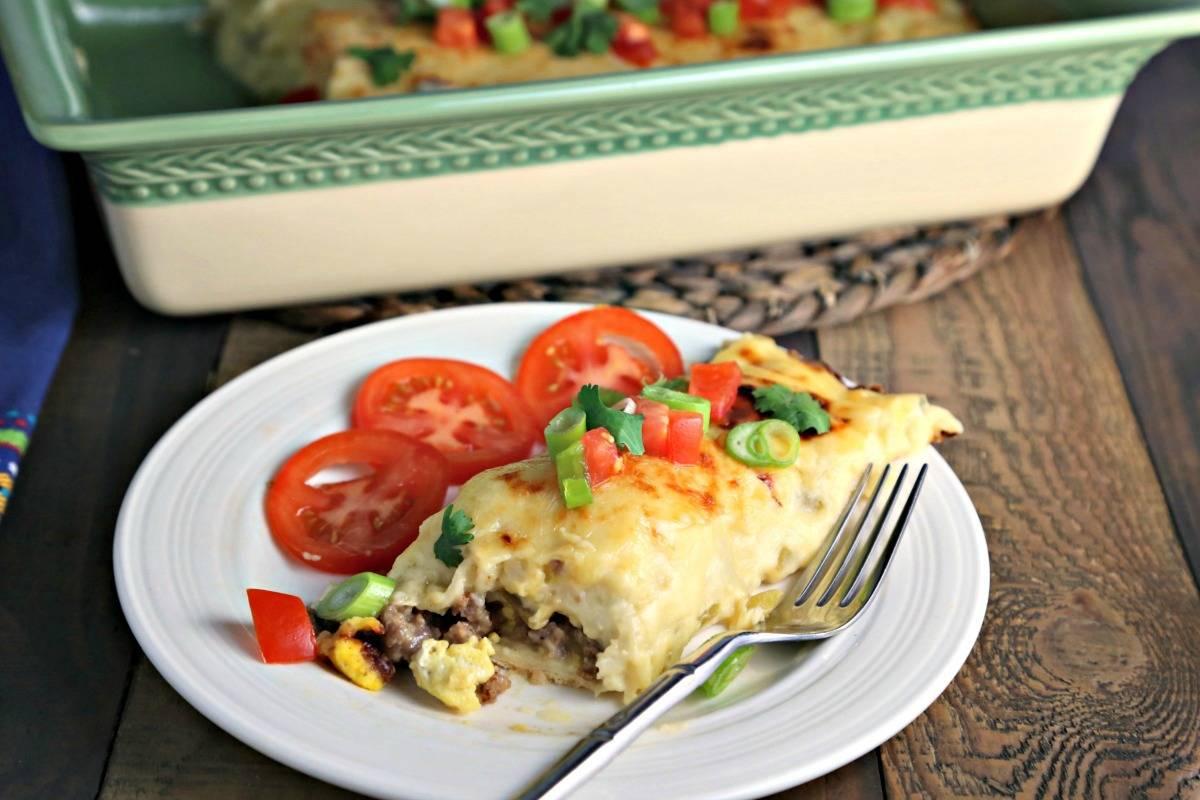 Breakfast Enchiladas | Life, Love, and Good Food