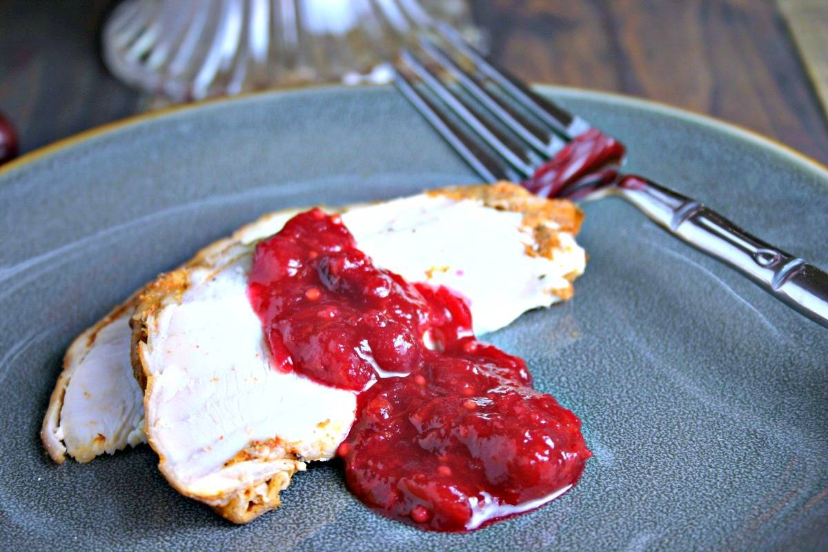 Cranberry Chutney | Life, Love, and Good Food