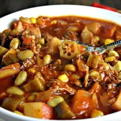 Easy Brunswick Stew