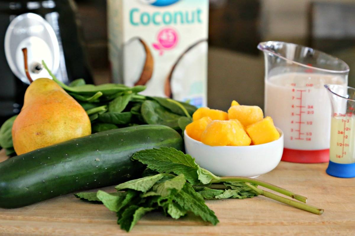 Try It You'll Like It Green Smoothie   Life, Love, and Good Food