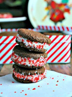Homemade Peppermint Oreos | Life, Love, and Good Food