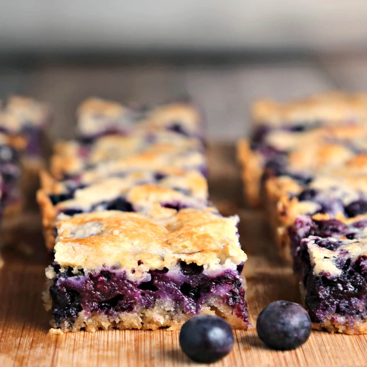Blueberry Pie Bars | Life, Love, and Good Food