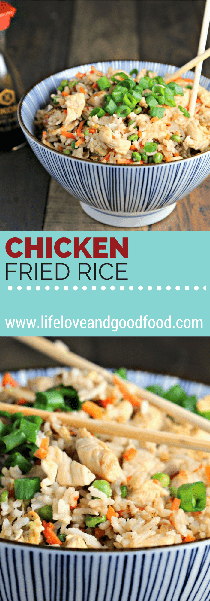 Chicken Fried Rice | Life, Love, and Good Food