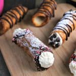 Cannoli | Cookies for Kids' Cancer Valentine Project | Life, Love, and Good Food