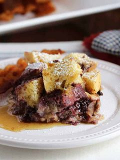 Blackberry French Toast | Life, Love, and Good Food