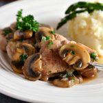 Pork Medallions in Mushroom Marsala Sauce | Life, Love, and Good Food