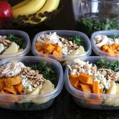Meal Prep: Harvest Chicken Salad