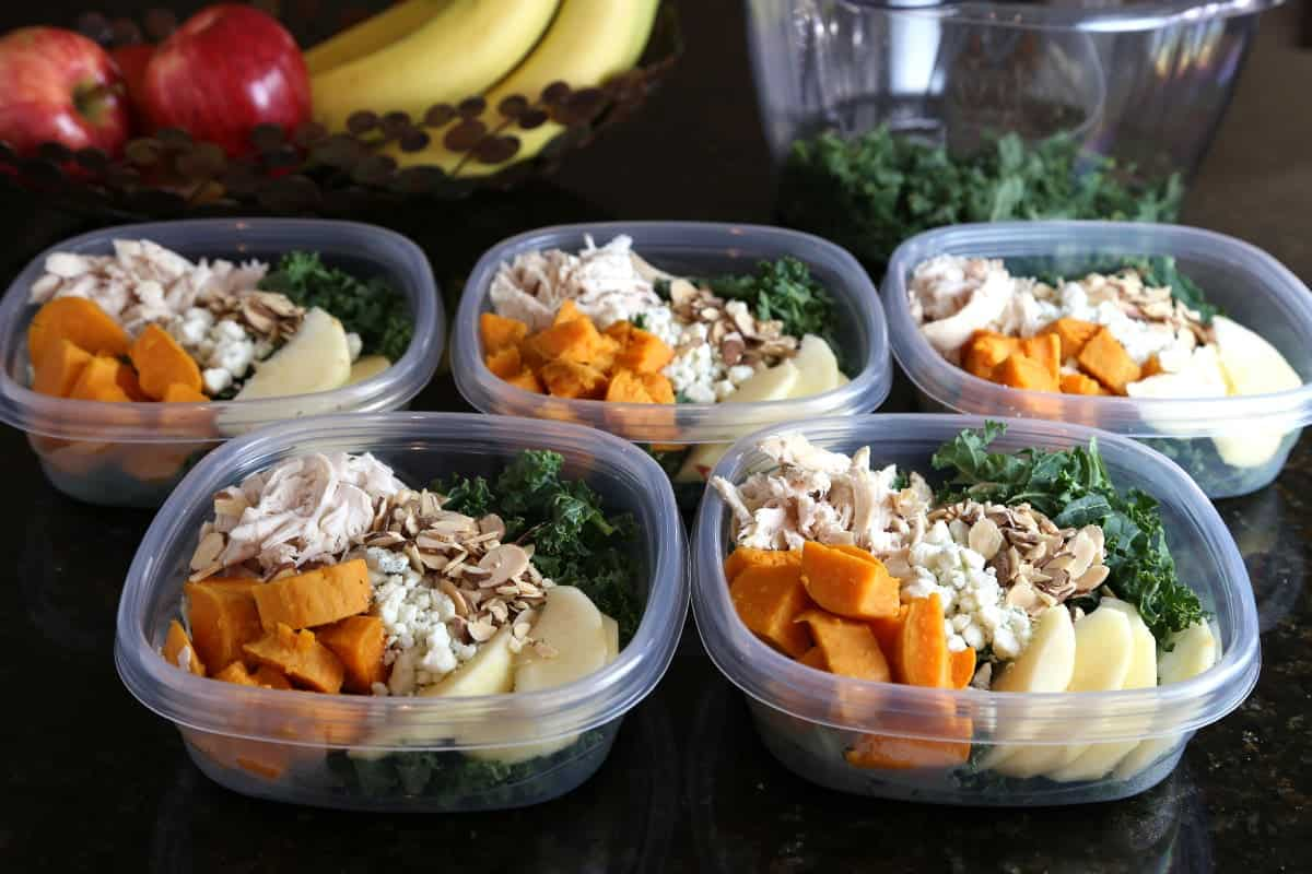 Meal Prep: Harvest Chicken Salad - Life, Love, and Good Food