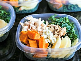 Meal Prep: Harvest Chicken Salad