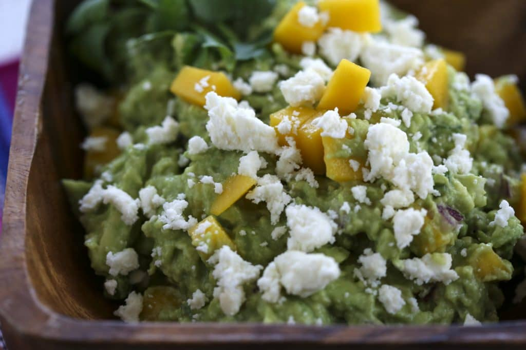 Mango Guacamole | Life, Love, and Good Food
