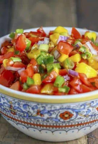 Mango Salsa | Life, Love, and Good Food