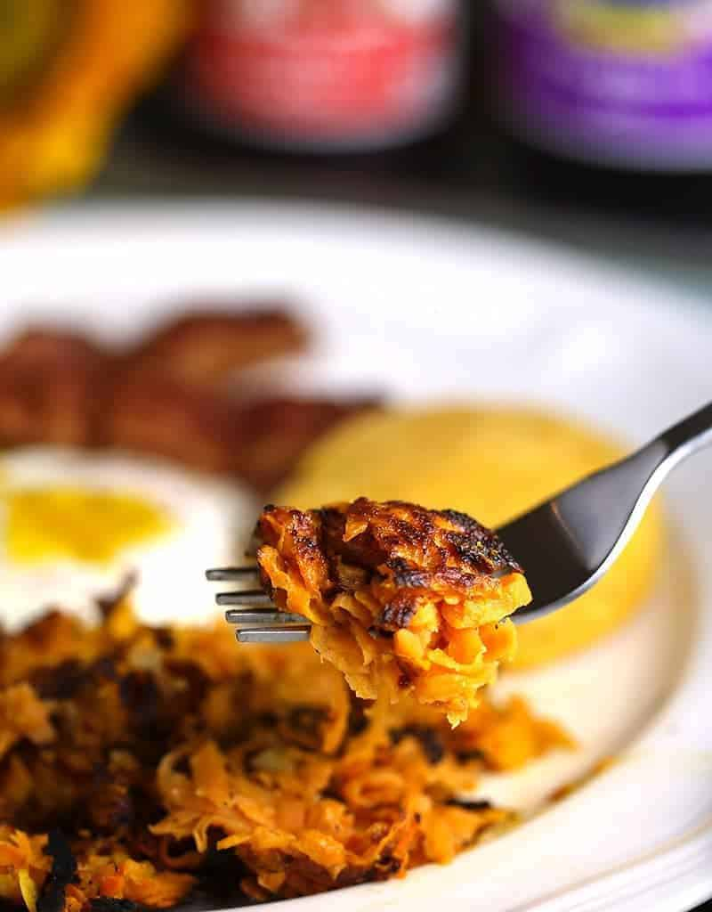 Sweet Potato Hash Browns | Life, Love, and Good Food