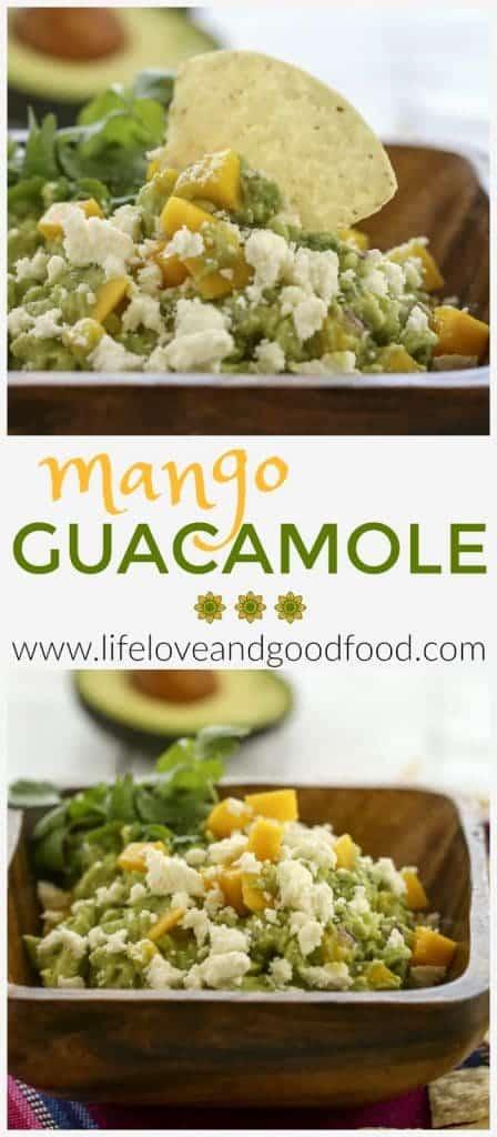 Mango Guacamole | Life, Love, and Good Food