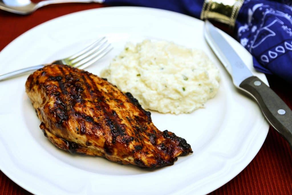 Grilled Balsamic Glazed Chicken | Life, Love, and Good Food