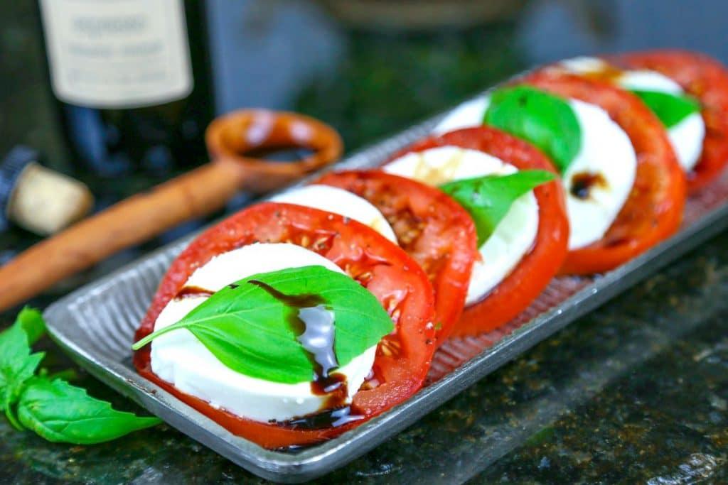Espresso Caprese Salad | Life, Love, and Good Food