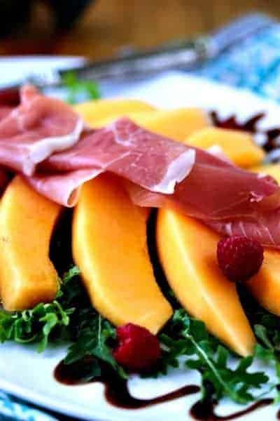 Cantaloupe Prosciutto Antipasti   Life, Love, and Good Food