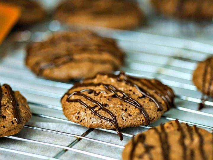 Chocolate Coconut Macaroons   Life, Love, and Good Food