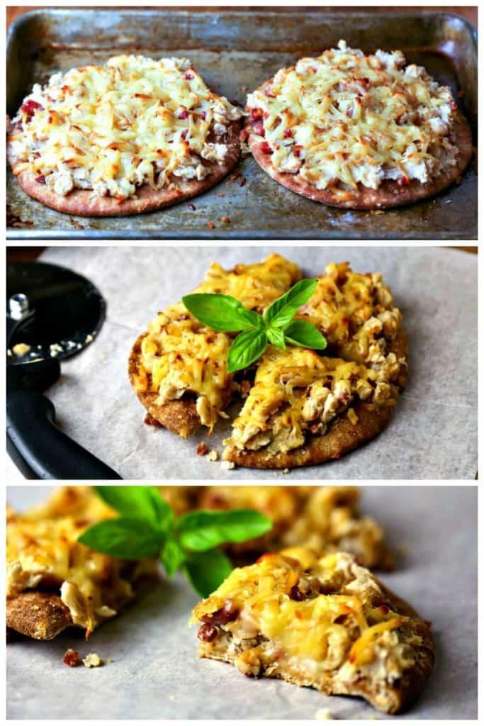 Smoked Gouda White Bean Pizza | Life, Love, and Good Food