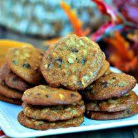 Pumpkin Chocolate Chip Cookies | Life, Love, and Good Food