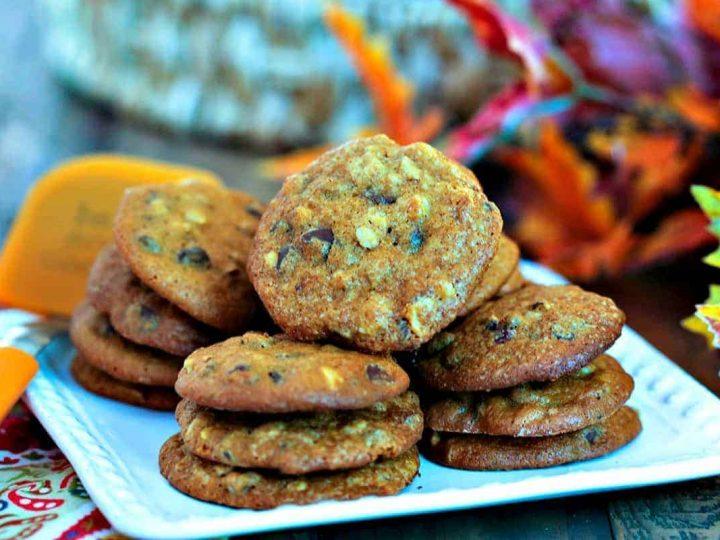 Pumpkin Chocolate Chip Cookies   Life, Love, and Good Food