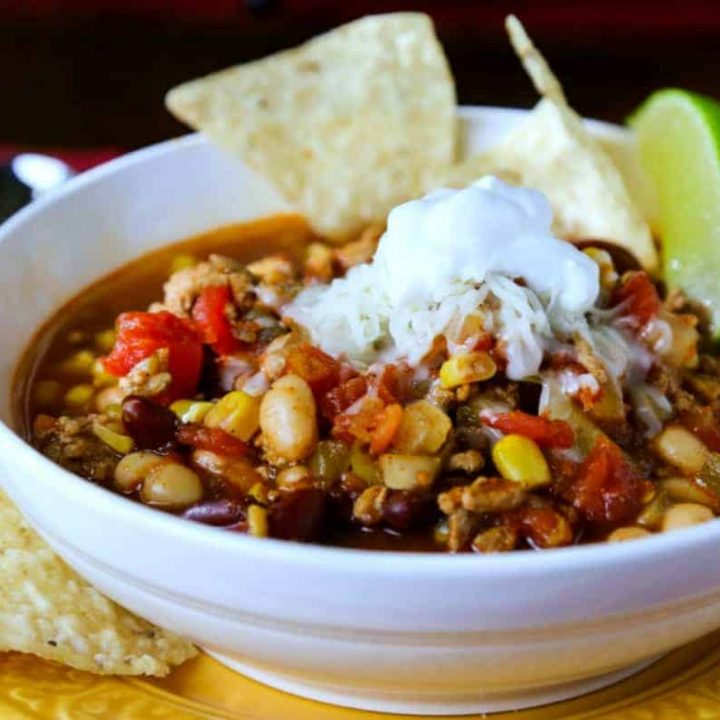 Skinny Taco Soup | Life, Love, and Good Food