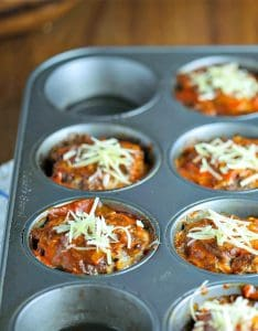 Easy Muffin Tin Meatloaf   Life, Love, and Good Food