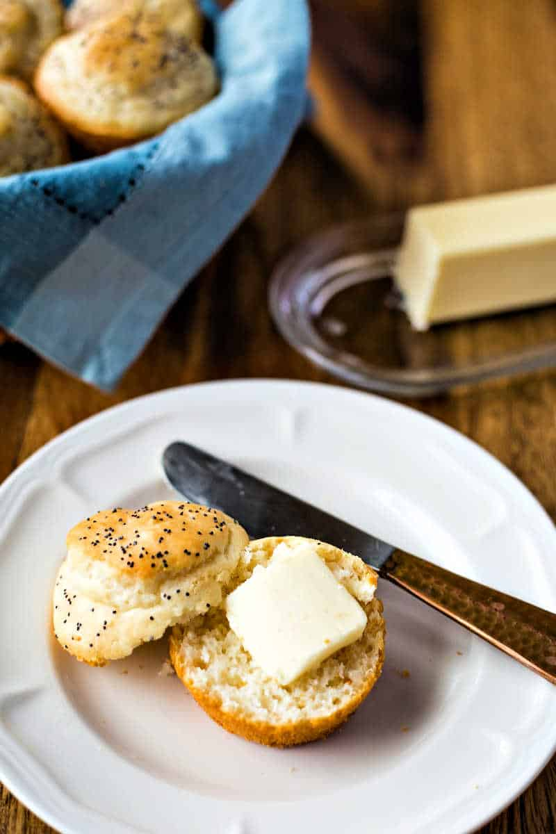 Quick Mayo Dinner Rolls | Life, Love, and Good Food