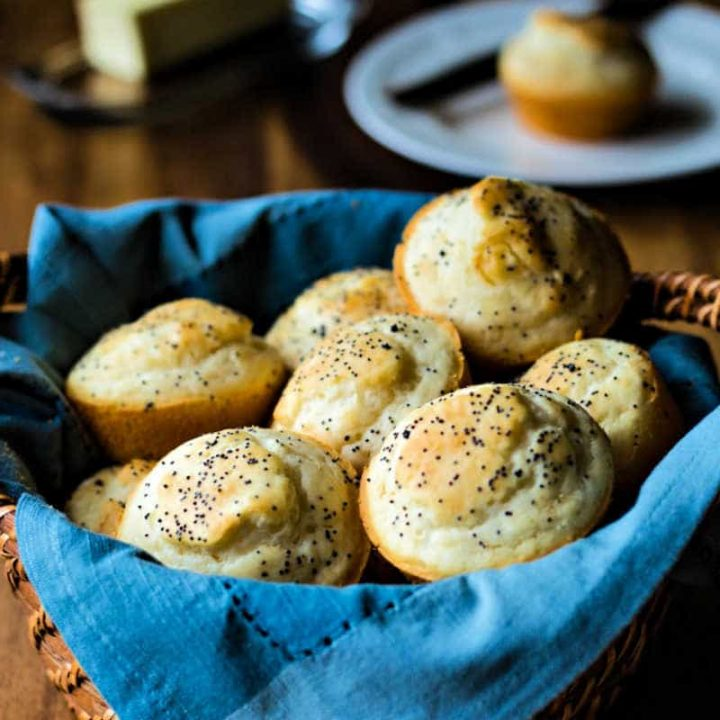 Quick Mayo Dinner Rolls   Life, Love, and Good Food