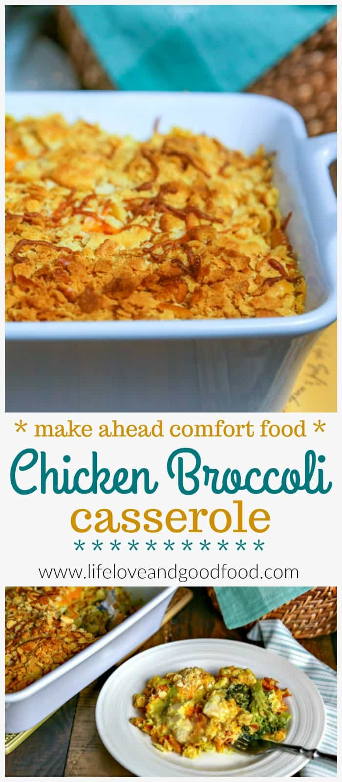 Chicken-Curry Broccoli Casserole. Curry powder and a little mayo added to the sauce in this chicken casserole blend together for an unexpected, but delicious flavor.