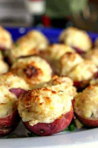Ham and Cheese Potato Bites | Life, Love, and Good Food
