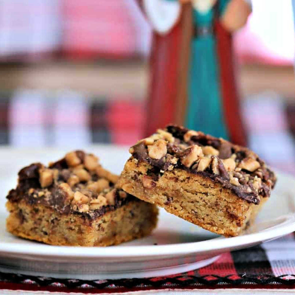 Heath Bar Blondies | Life, Love, and Good Food