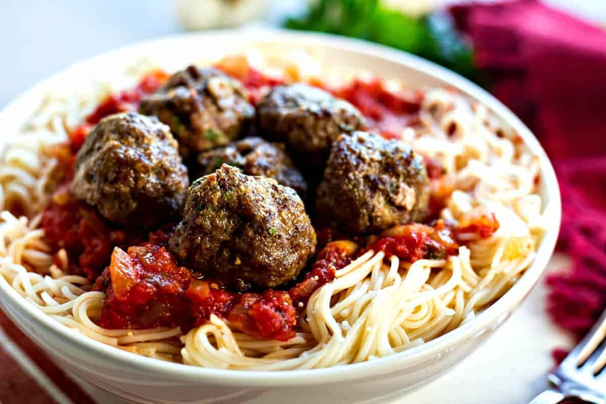 Meatballs and Marinara | Life, Love, and Good Food