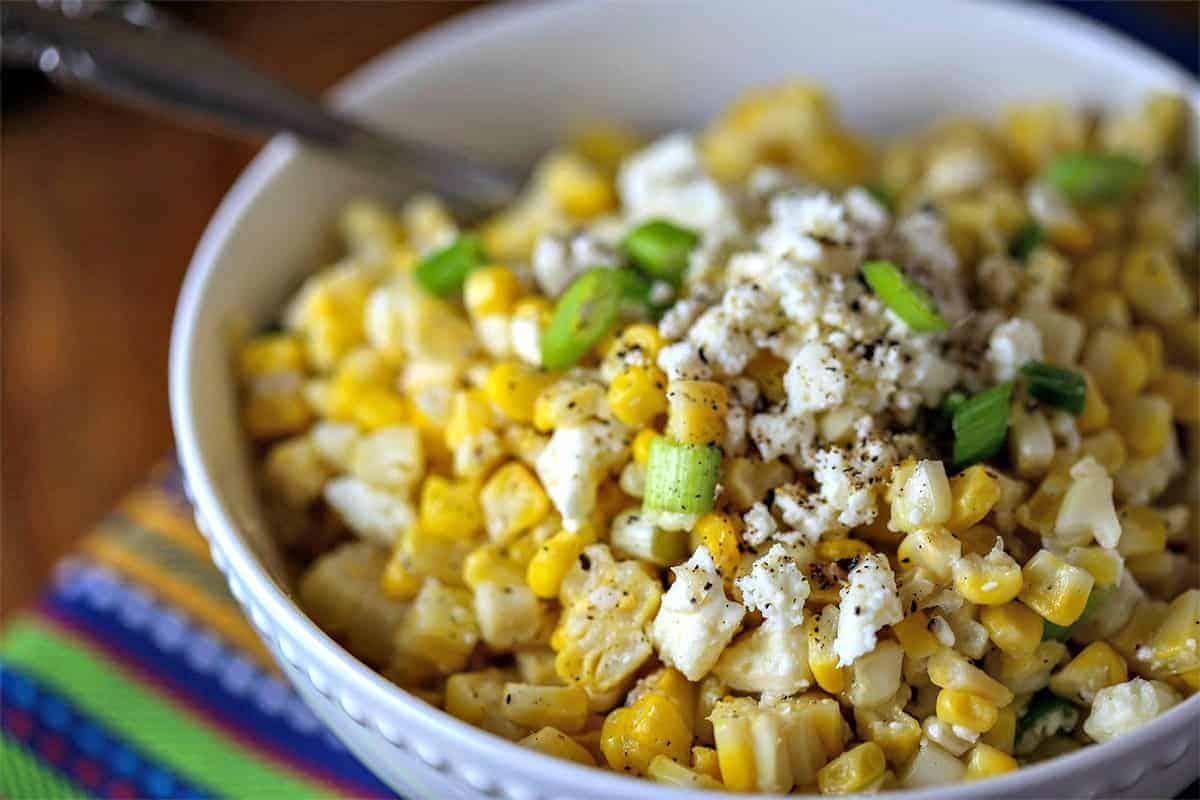 Mexican Street Corn Salad   Life, Love, and Good Food