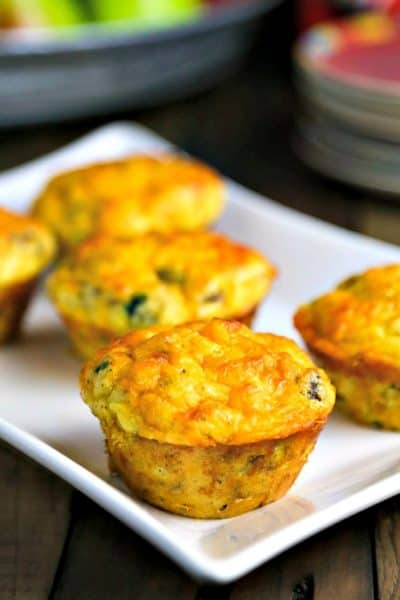 Gluten-Free Sausage Egg Muffins | Life, Love, and Good Food