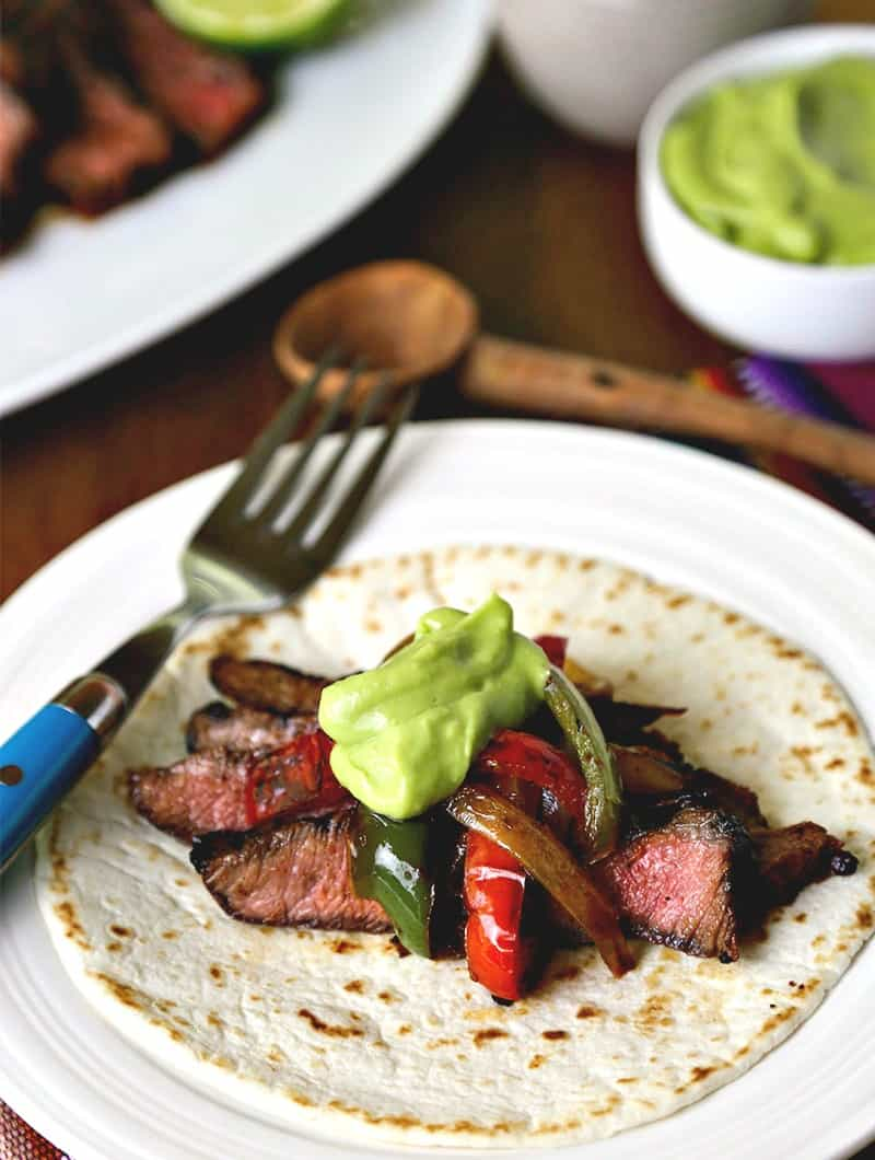 Easy grilled steak fajitas for two life love and good food easy grilled steak fajitas for two life love and good food forumfinder Images