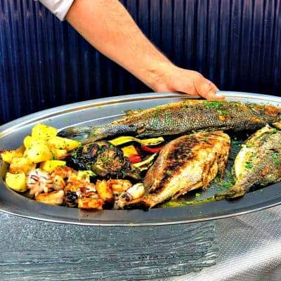 A Day in Venice: Mediterranean-Style Fish