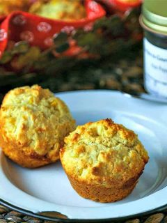 Jalapeno Corn Muffins | Life, Love, and Good Food
