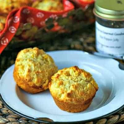 Jalapeño Jam Corn Muffins