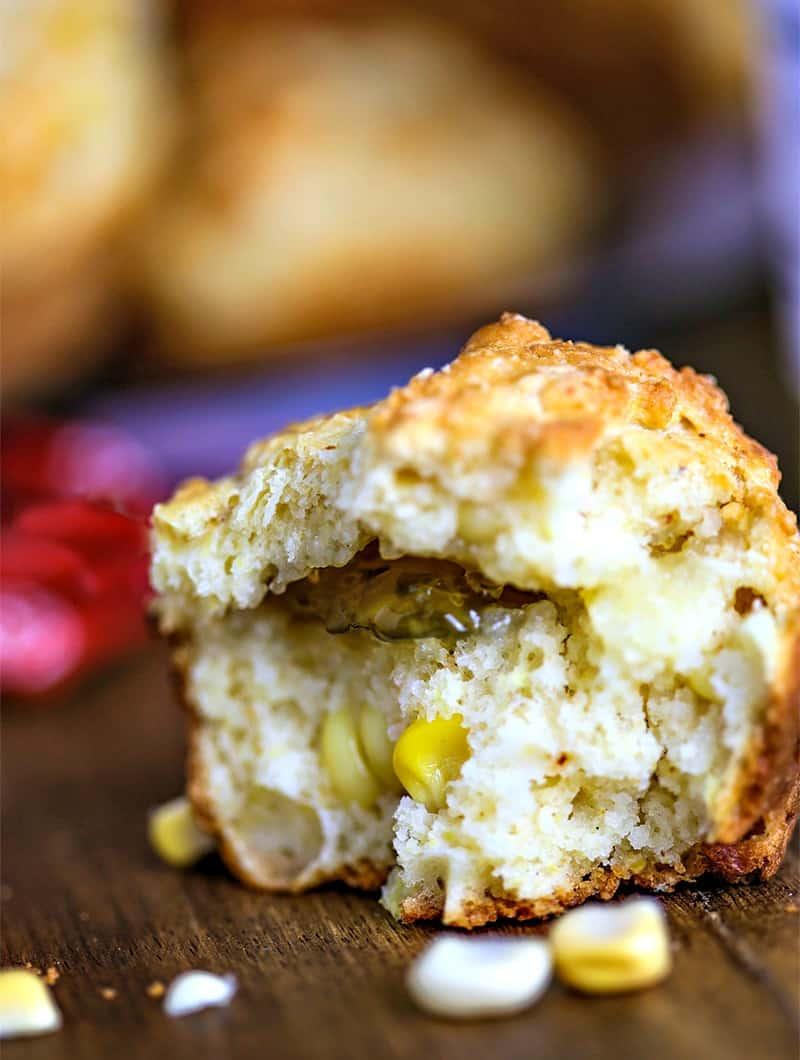 Jalapeno Corn Muffins | Life, Love, and Good Food