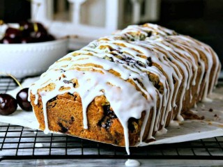 Cherry Chocolate Chunk Bread