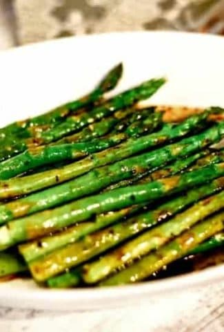 Browned Butter Roasted Asparagus   Life, Love, and Good Food