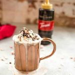 Dark Chocolate Peppermint Mocha | Life, Love, and Good Food