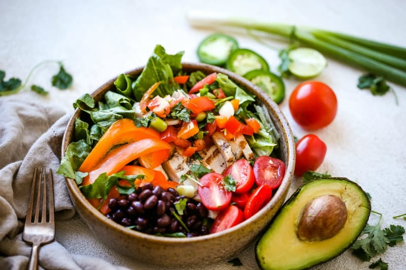 Tex-Mex Pico Chicken Bowl | Life, Love, and Good Food