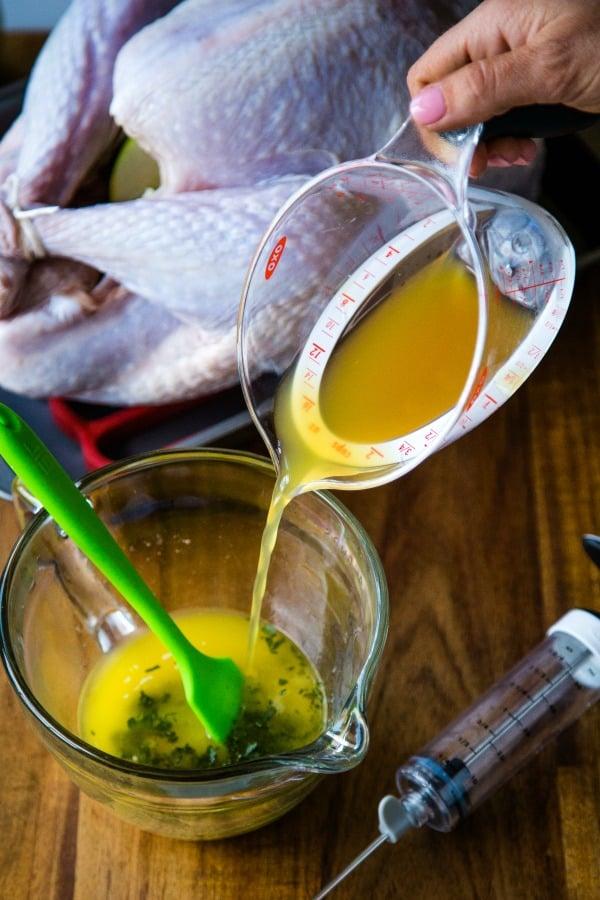 Cider Roasted Turkey