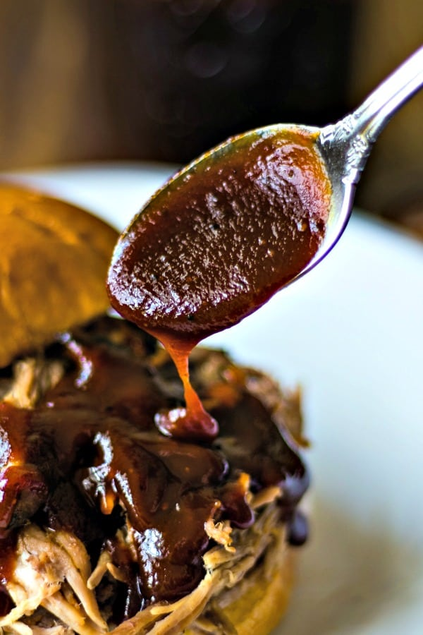 The Easiest Homemade Bbq Sauce Ever Life Love And Good Food