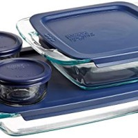 Pyrex Glass Bakeware Set