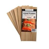 6 Pack Cedar Grilling Planks