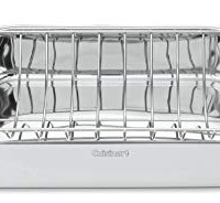 Cuisinart Stainless Rectangular Roaster with Rack